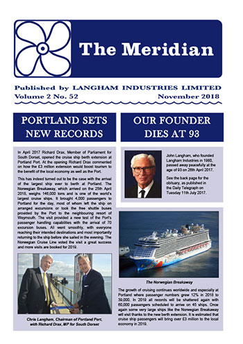 The Meridian Newsletter No 52