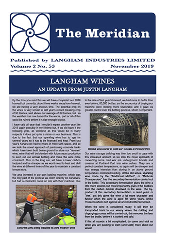 The Meridian Newsletter No 53